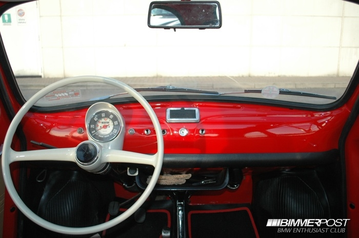 Bettino S Mod Year 1966 Fiat Quot Nuova 500 Quot F Bimmerpost Garage