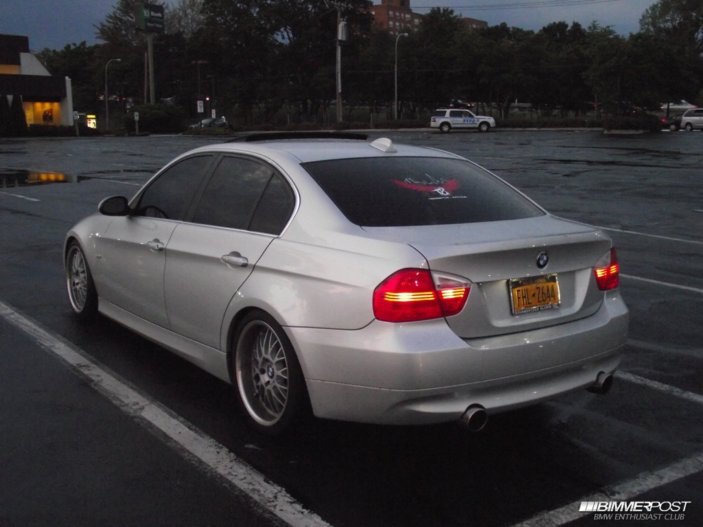 Leshik S 2008 Bmw 335i Bimmerpost Garage