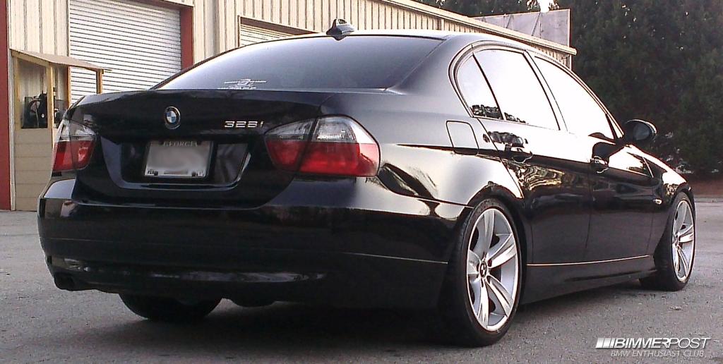 E9x E90 Pre Lci Blackline Oem Tail Lights