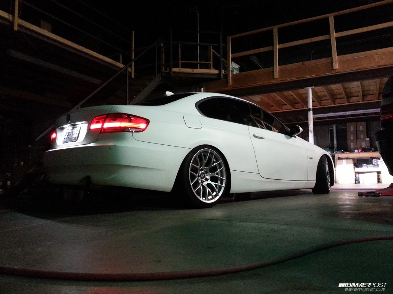 COMplex's 2007 BMW 335i - BIMMERPOST Garage
