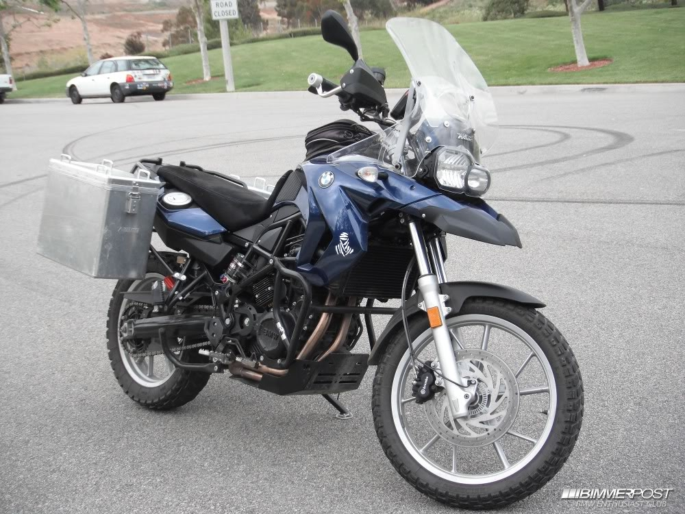 Dirtdad S 2010 Bmw F650gs Bimmerpost Garage