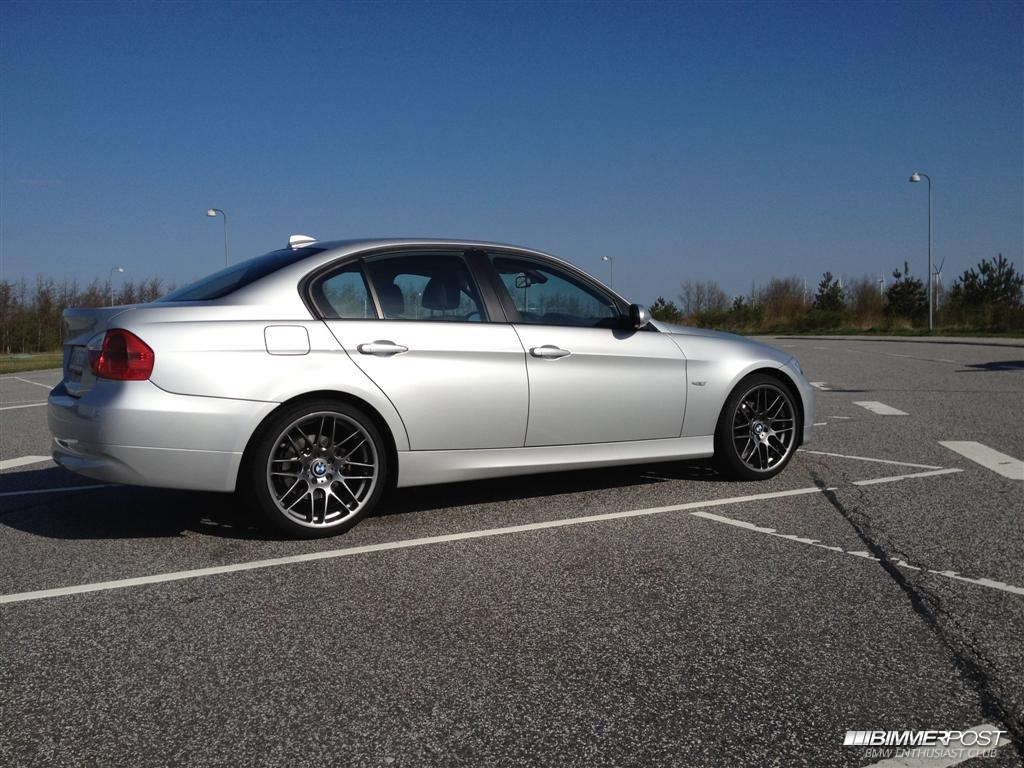 Pynne S 2008 Bmw 320d E90 Bimmerpost Garage
