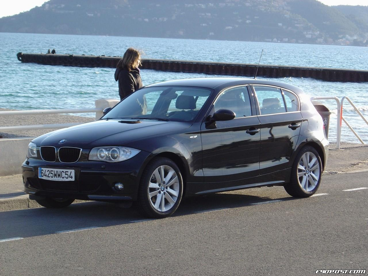Model BMW 120d Sport