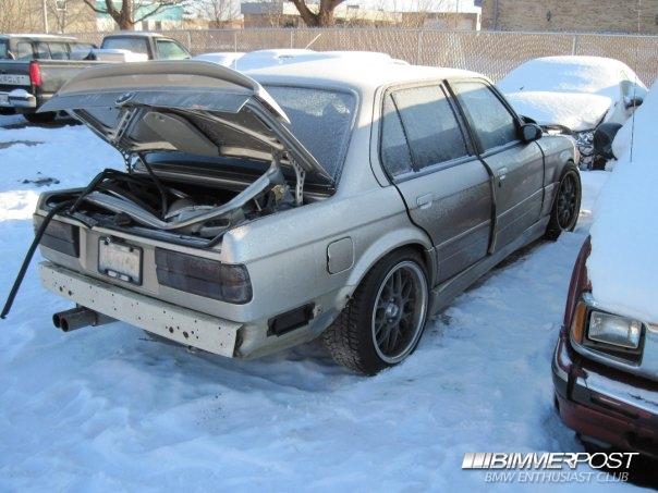 C M S 1986 Bmw 332is Bimmerpost Garage
