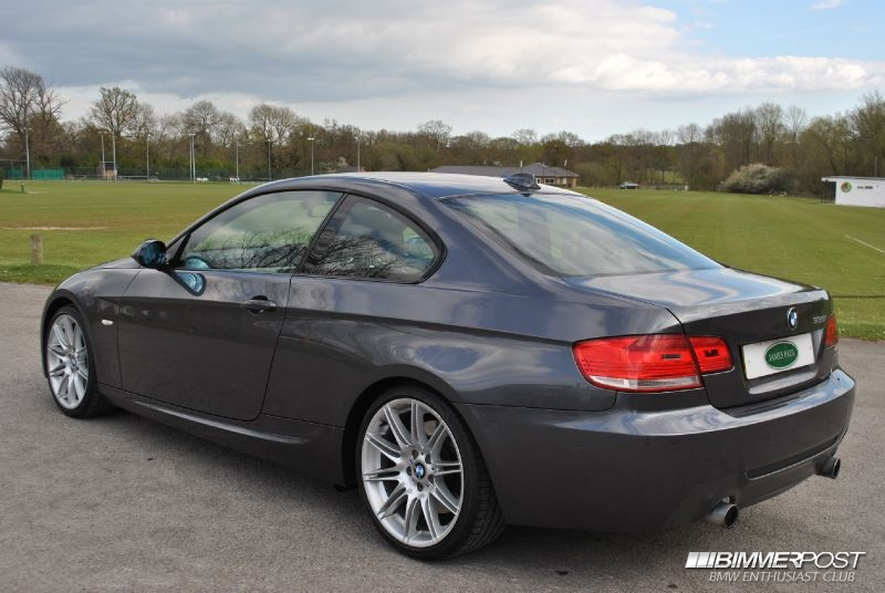barlows's 2007 bmw e92 335i m sport - bimmerpost garage