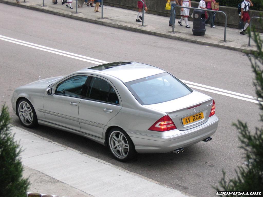 Cntlaw S 2005 Mercedes Benz C55 Amg W203 Bimmerpost Garage