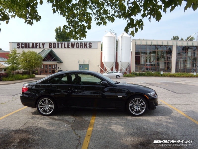 ArchiProfs 2012 BMW 335i xDrive Coupe  BIMMERPOST Garage