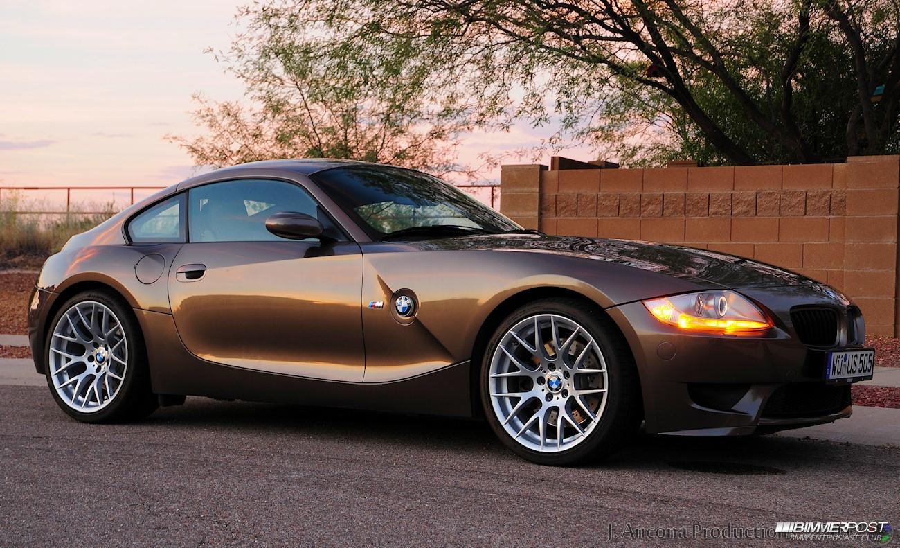 Chamberlin S 2006 Bmw Z4 M Coupe E86 Bimmerpost Garage