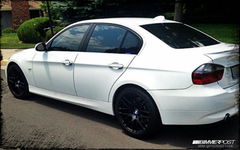 RequestTheOverhead's 2007 BMW 335xi - BIMMERPOST Garage
