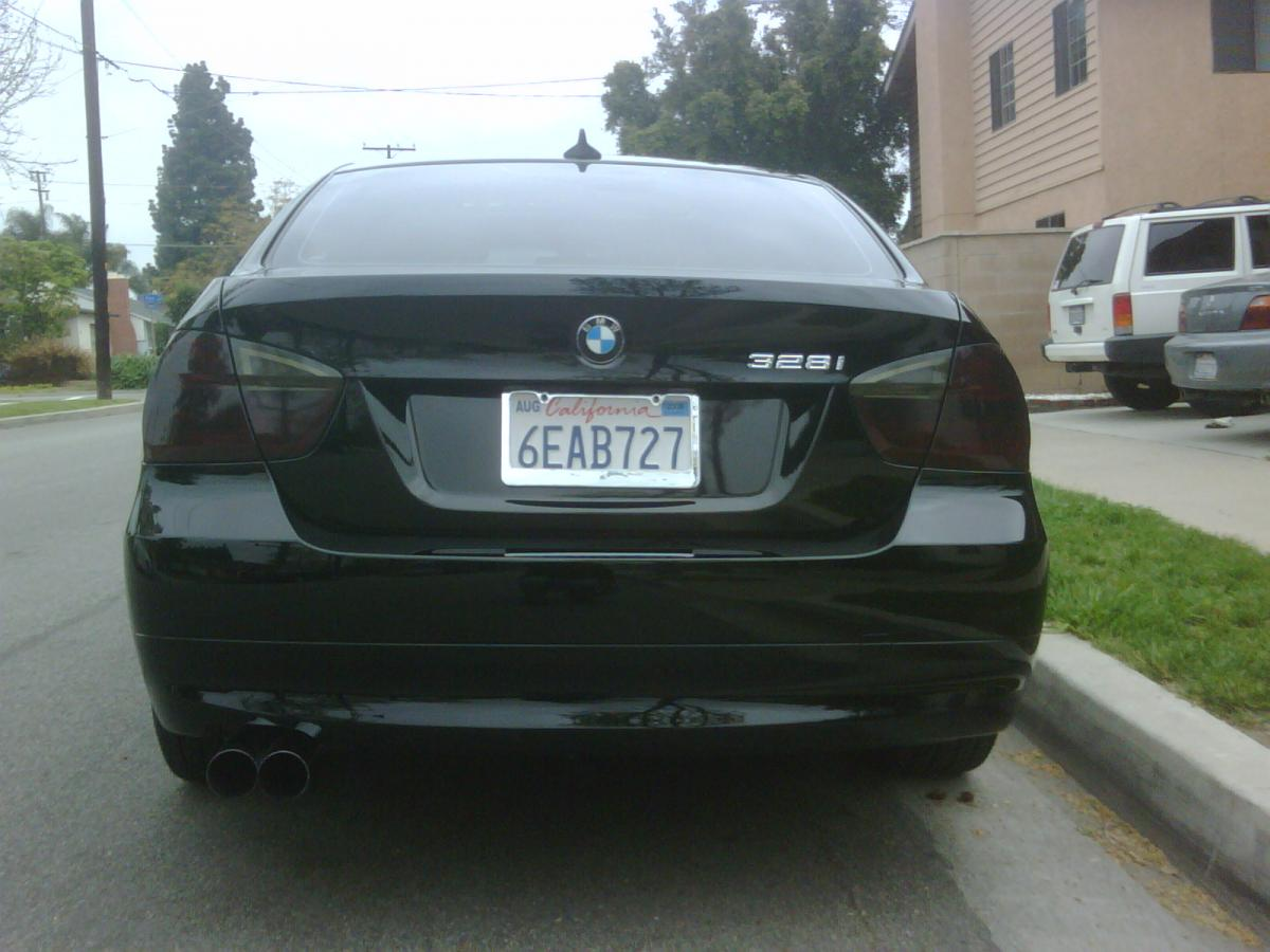 Fs Blacked Out Tail Lights Pre Lci Sedan 70 Shipped