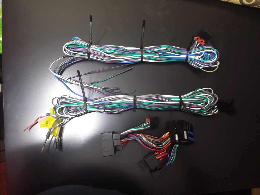 Technic Harness Basic Stereo Wiring I Am Selling A Compatible With Installed Bought It On This Site But Have Since Made My Own