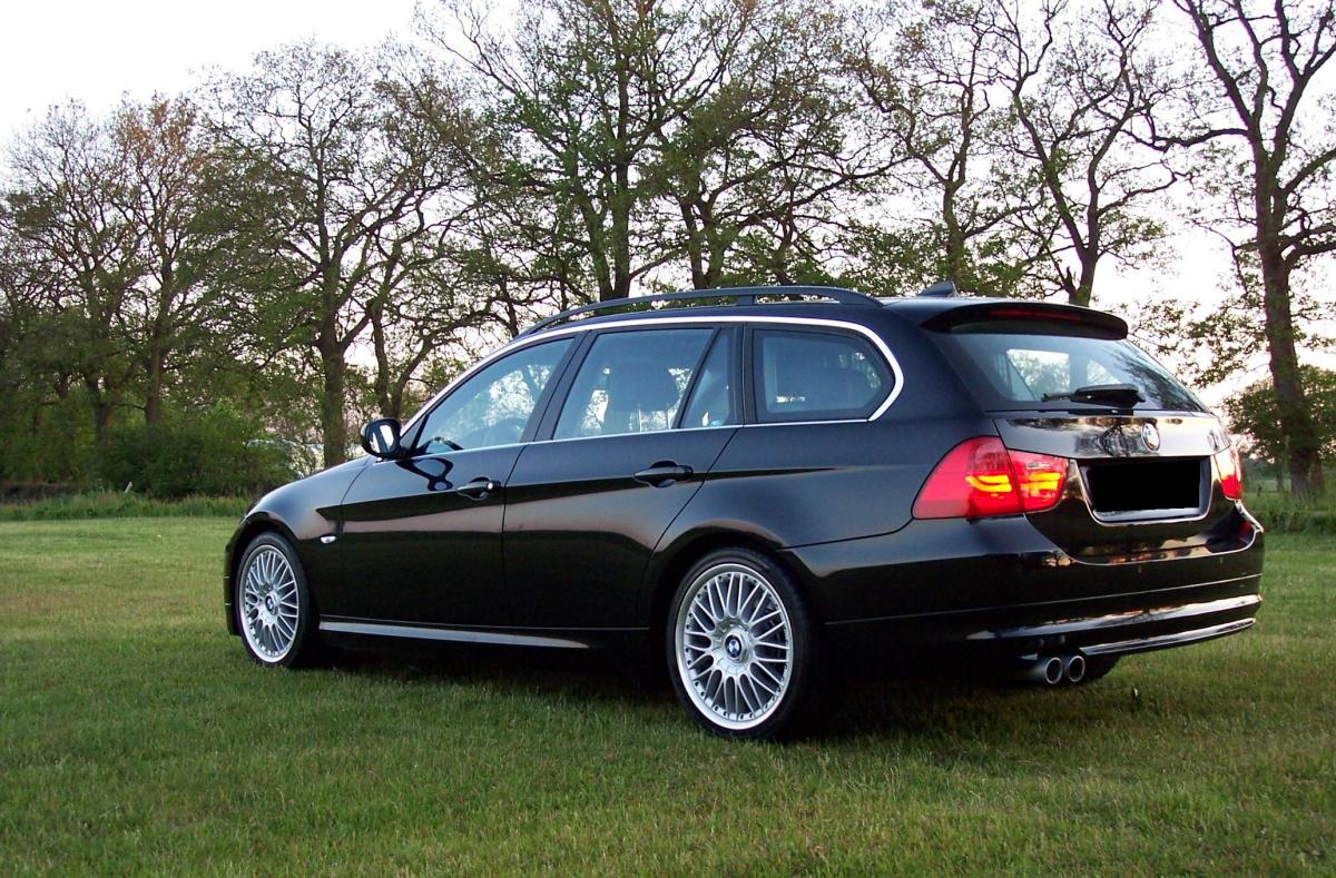 e91 lci 330d alpina front bmw 101 rims. Black Bedroom Furniture Sets. Home Design Ideas