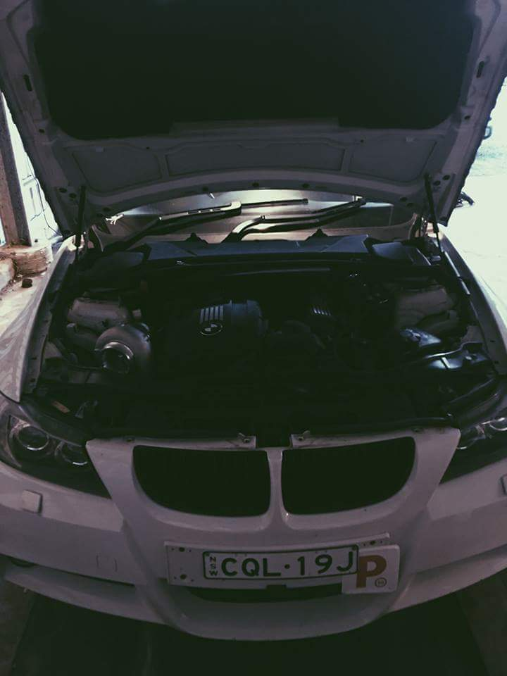 Another Turbo N52       - BMW 3-Series (E90 E92) Forum