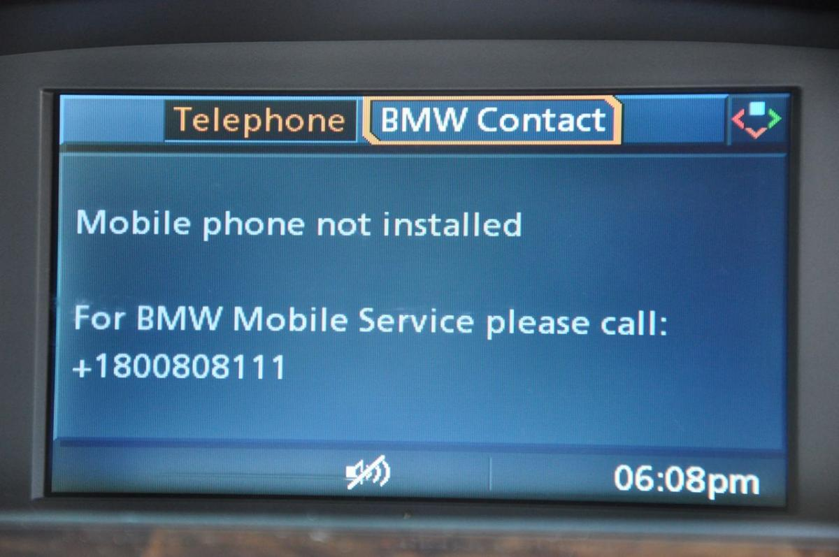 Bluetooth Not Working - BMW 3-Series (E90 E92) Forum
