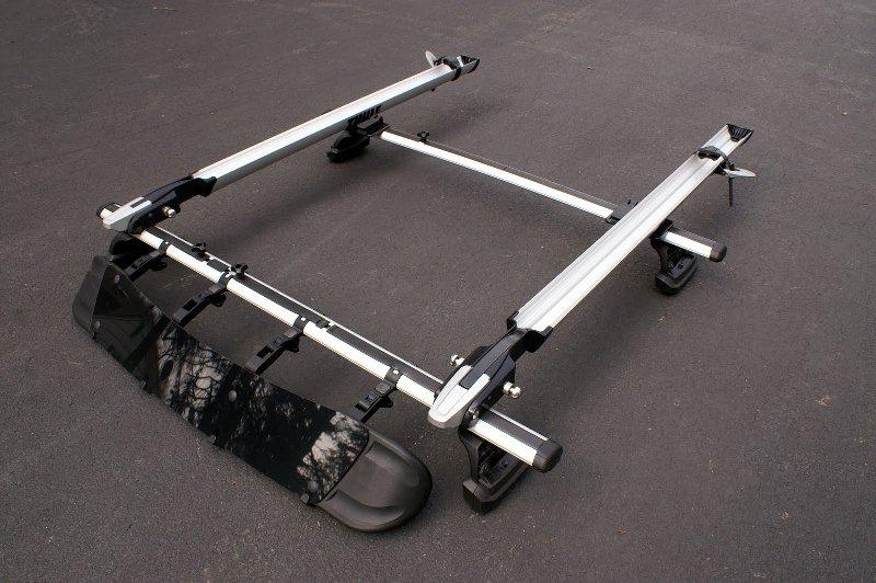 E90 Thule Roof Rack System For 2 Bikes W Fairing