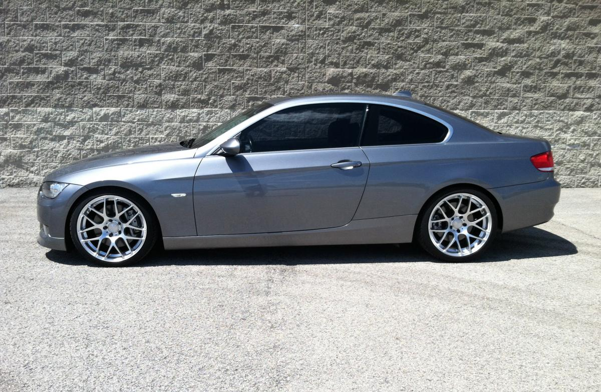 Coupe Series 2013 bmw 335xi KW V1 coilovers installed on 2008 335xi coupe - Page 2