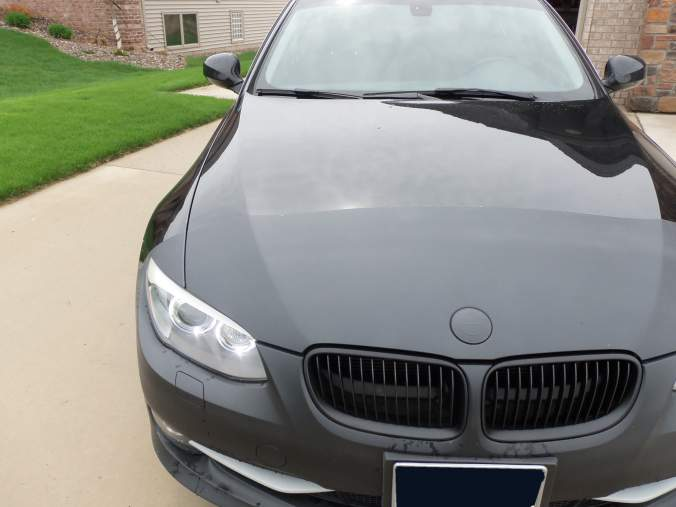 Clear Bra - by PlastiDip - BMW 3-Series (E90 E92) Forum