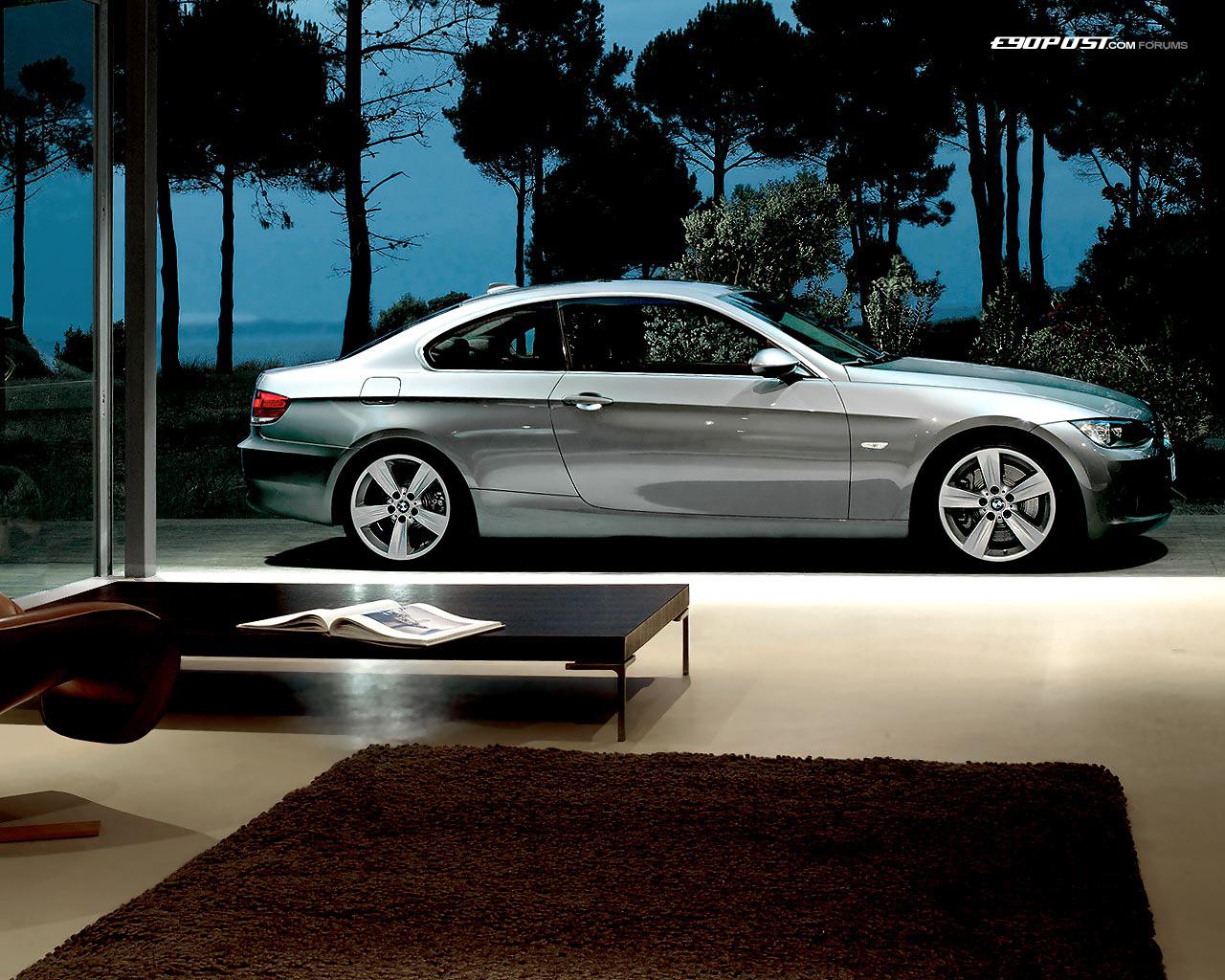 E92 COUPE (BMW 335i / 328i) OFFICIAL BMW PRESS RELEASE + PHOTOS - BMW