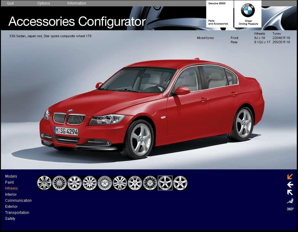 E90 Configurator Pics Bmw 3 Series E90 E92 Forum