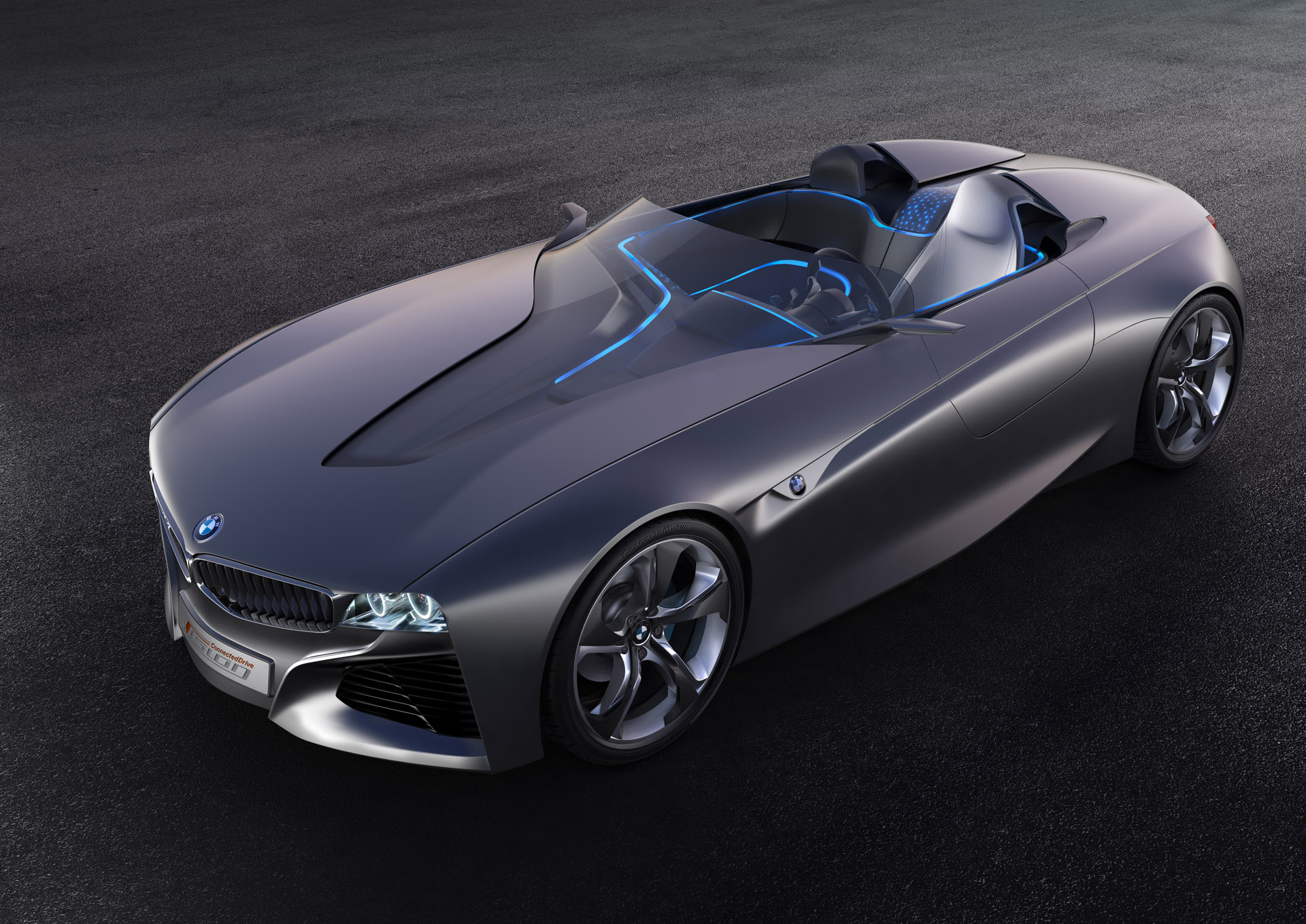 Bmw Connecteddrive Usa >> BMW Vision ConnectedDrive Roadster Concept