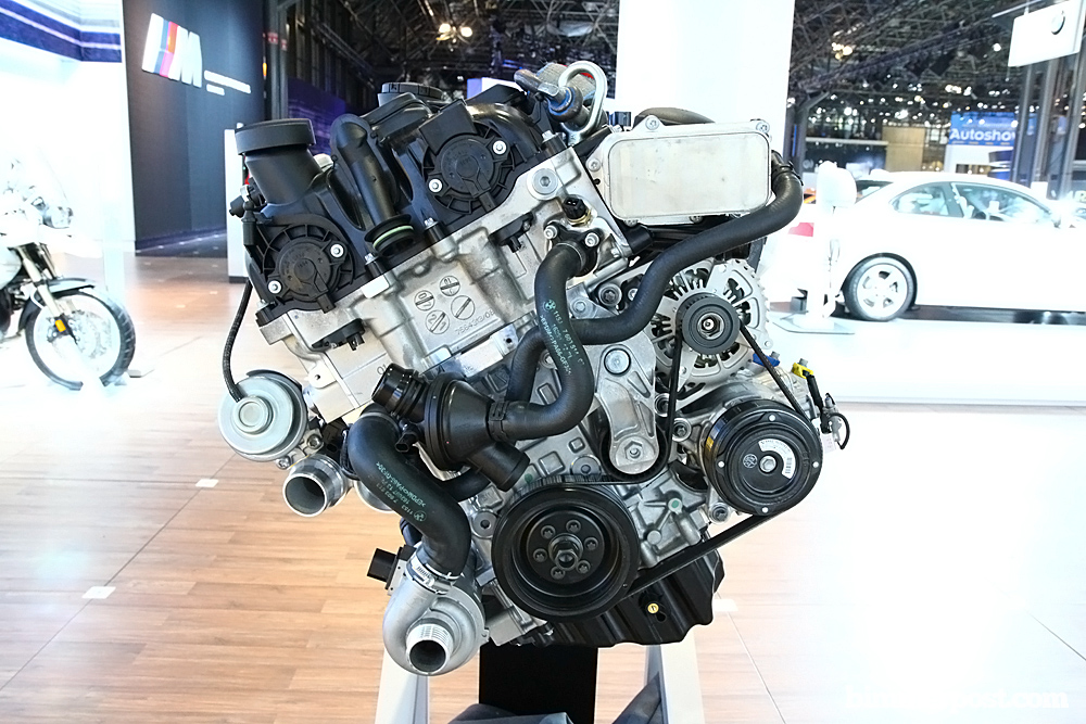 Any 2d Diagram  Pic Of The 328i N20 Engine